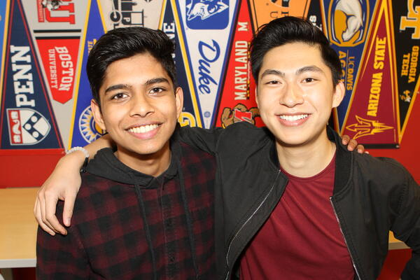 Akash & Ethan