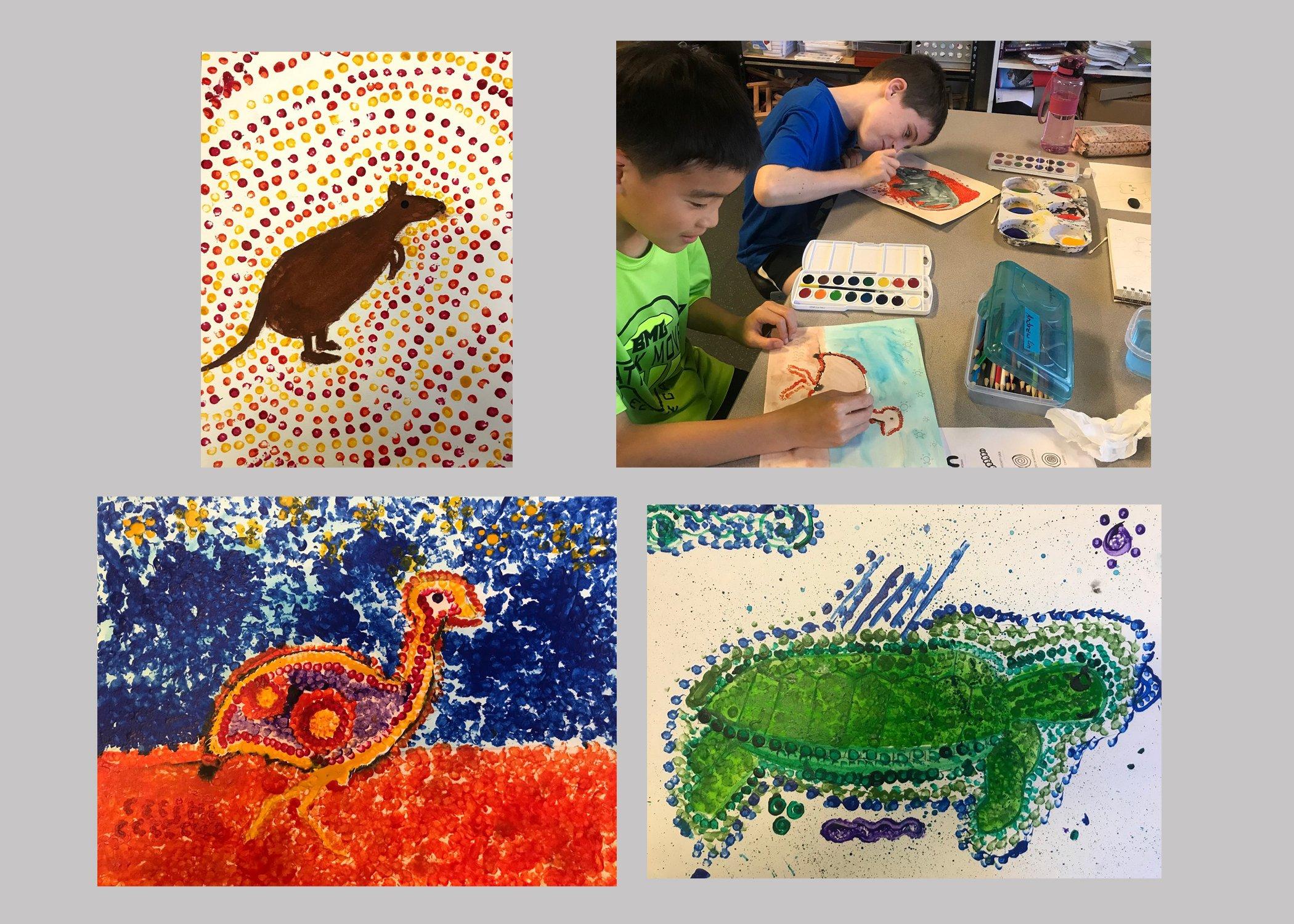 BISV Grade 5 Art-1