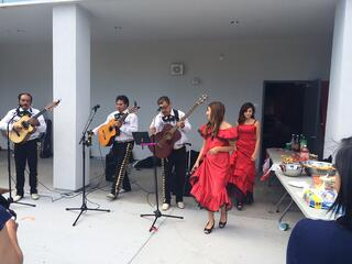 Spanish Dancing from last year's Spanish Summer Immersion at BASIS Independent Silicon Valley