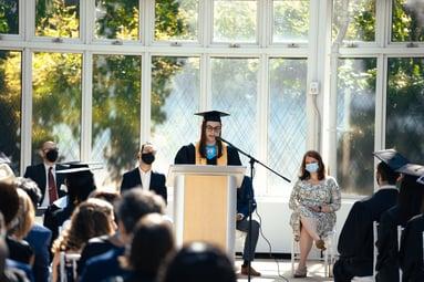 Graduation Elizabeth
