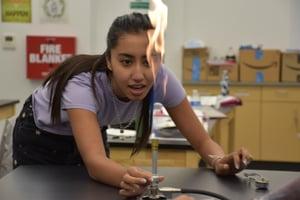 Honors Chemistry Bunsen Burner (2)