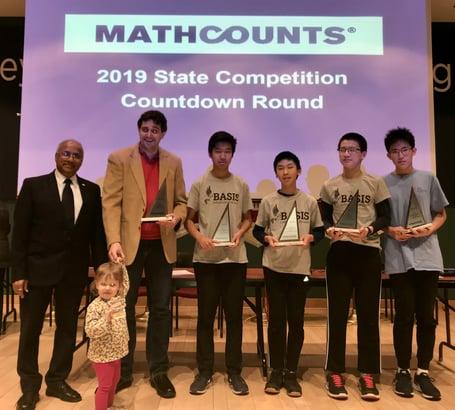 MATHCOUNTS State-2