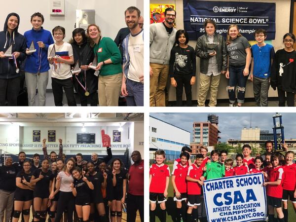 Math Sports Collage