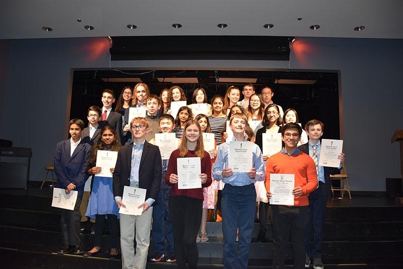 National Junior Honor Society blur web