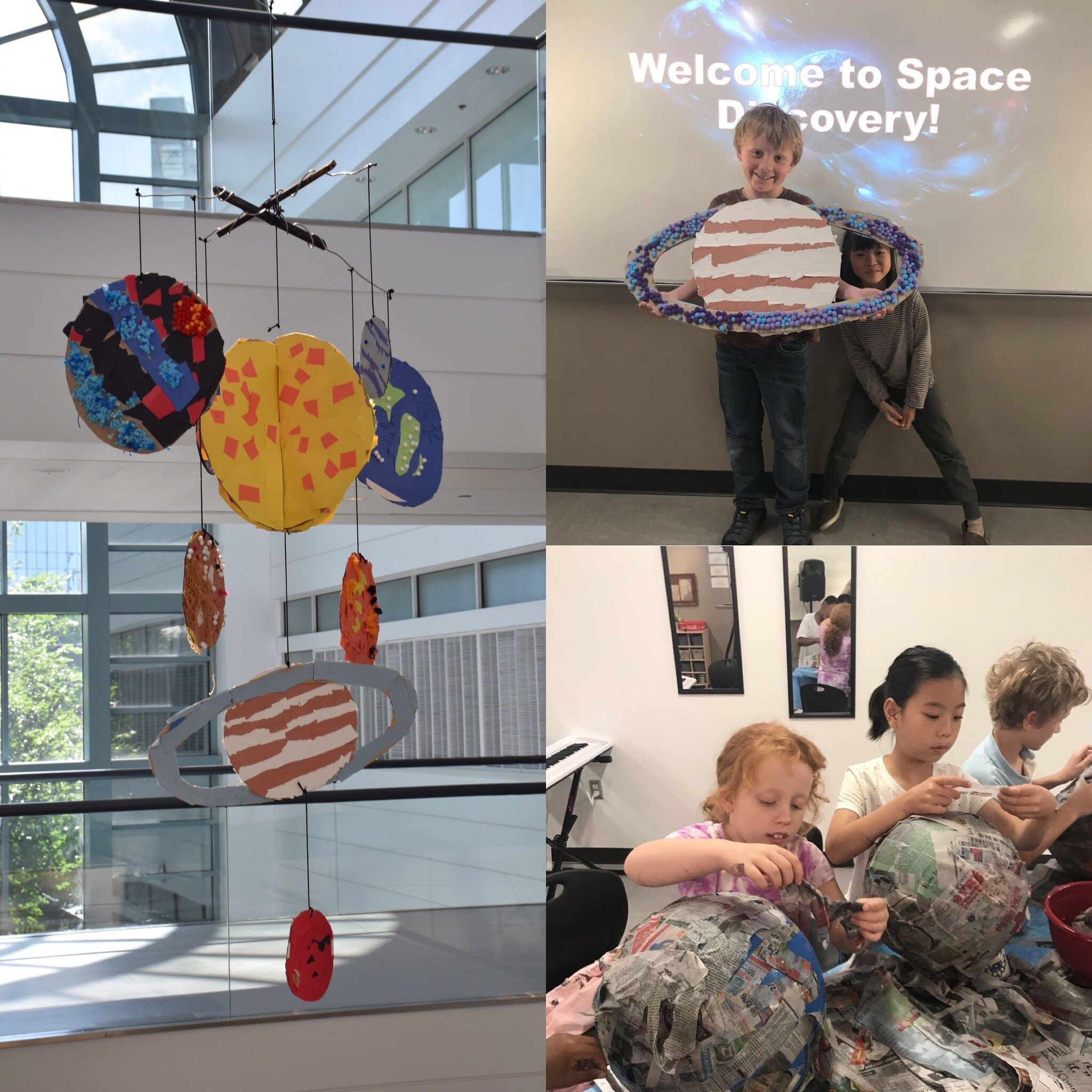 Space Discovery group