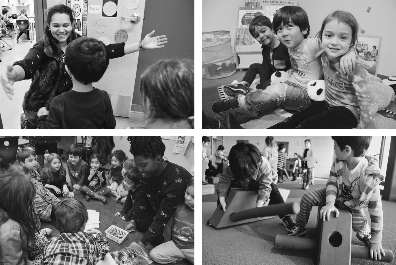Building community and teaching kindness in preschool
