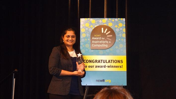 Ms. Bhattacharya award-NCWIT.jpg