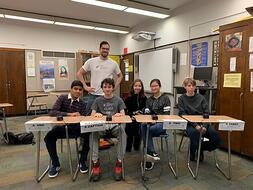 Science Bowl HS-1