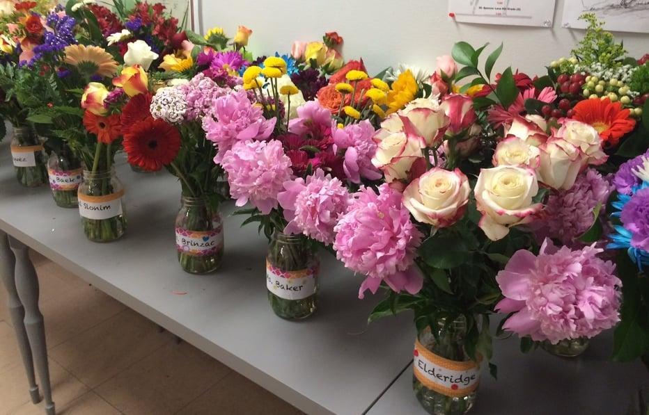 Teachers' Flowers