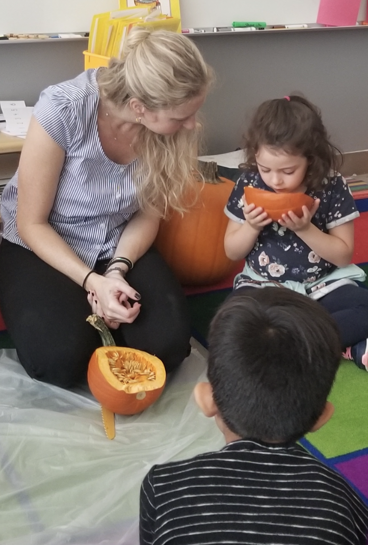 pumpkin exploration